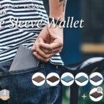 ずっと使いたい ベルロイの薄くてオシャレな二つ折り財布