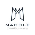 macole(マコール)の片手で開閉できるユニークなサコッシュ